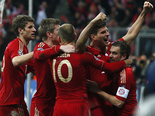 Bayern Munich 2-1 Real Madrid – Bavarians down the Madridistas