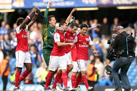 A lookback at the last 10 Arsenal vs Chelsea clashes