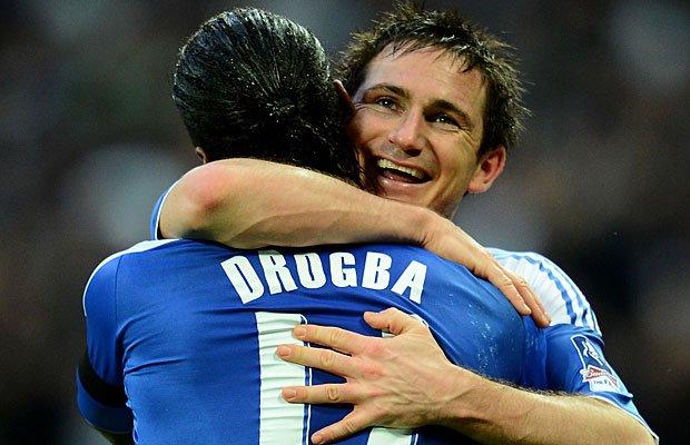 Chelsea 1-0 Barcelona -Drogba powers Blues to vital win