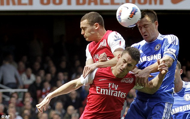 Arsenal 0-0 Chelsea – An insipid game of football