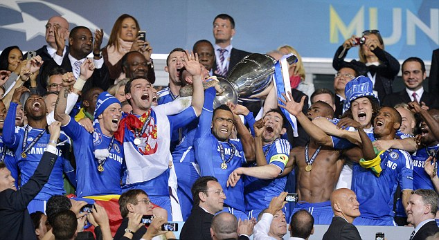 Bayern Munich 1 (3) – 1 (4) Chelsea – Blues Crowned European Champions!