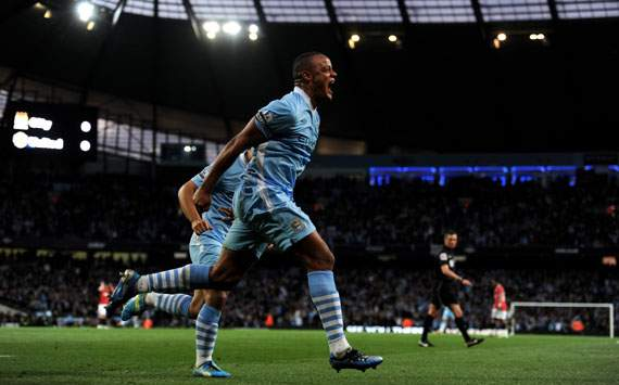 Manchester City 1-0 Manchester United – Blue Moon Rising