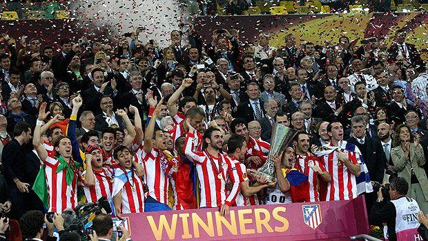 Madrid wins Europa League