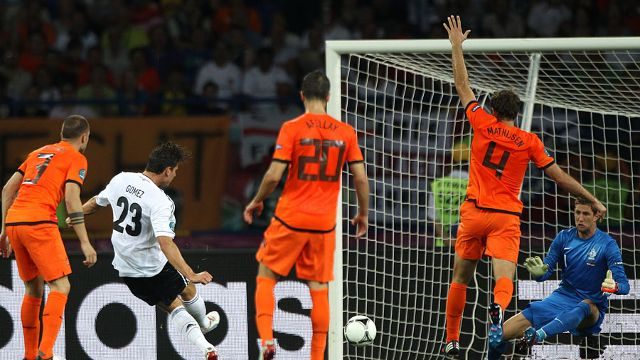Classy Germany Outplay Staid Netherlands