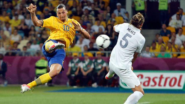 Group D – Sweden Stun France, England Scrape Past Ukraine