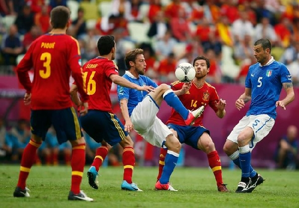 Scorching Draw (Spain vs Italy) – EURO 2012