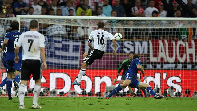 Euro 2012 – No German Bailout for Greece This Time! (4 – 2)