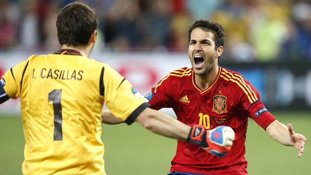 Portugal Shoot Themselves Out of Euro 2012, Spain in Final