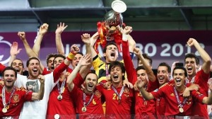 VIVA LA ESPANA! Spain Demolish Italy 4 – 0 to Retain Europe!